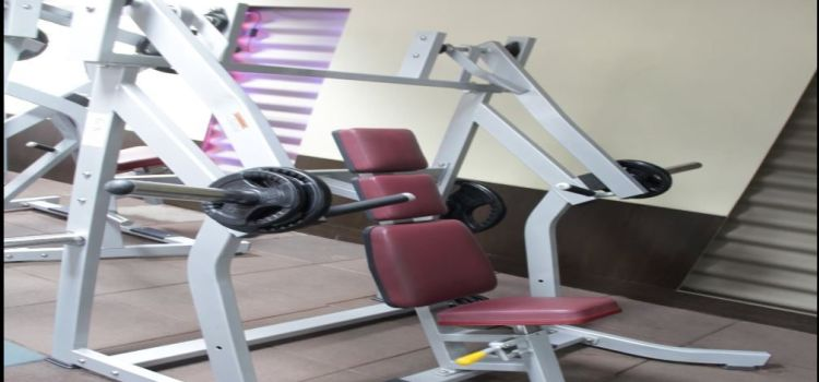 Helios Fitness Center near Jubilee Hills, Hyderabad ...